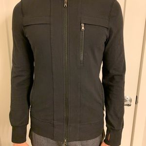 Men's Lululemon Black Lightweight Zip-up Jacket